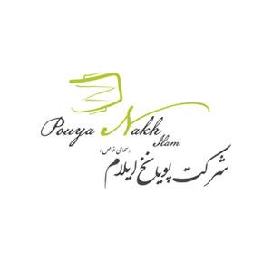 طراحی وب سایت شرکت پویا نخ ایلام