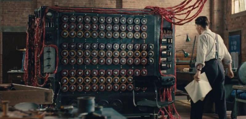 بازسازیِ ماشینِ انگیمای معروف در فیلم بازی تقلید